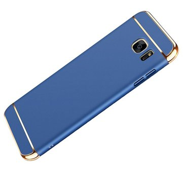 Bakeey 3 In 1 Combo Electroplating PC Case For Samsung Galaxy S6 Edge