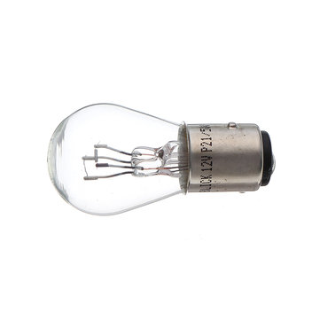 BLICK P21/5W S25 12V 21/5W BAY15D Car Indicator Light Halogen Quartz Glass Backup Light Bulb