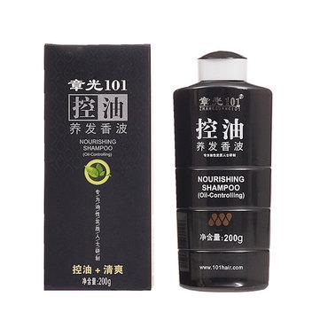 زانغوانغ 101 الطبيعية العشبية استخراج النفط السيطرة الشامبو الشعر تغذي 200 جرام