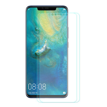 Enkay 2PCS Anti-explosion HD Clear Tempered Glass Screen Protector for Huawei Mate 20 Pro