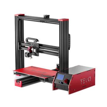 รุ่นแม่ม่ายดำTEVO®รุ่นมาตรฐานDIYเครื่องพิมพ์3DชุดLCD หน้าจอขนาด 370 * 250 * 300 มม. ขนาดใหญ่ 1.75mm 0.4mm