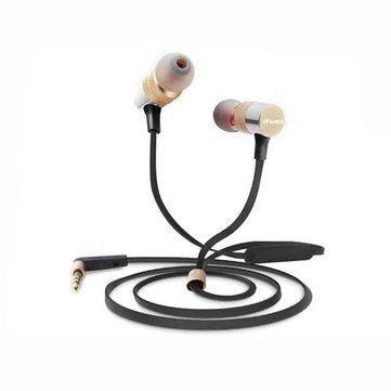 Awei إس 20TY في الأذن الثقيلة باس الضوضاء عزل مع ميكروفون سماعة عالمية