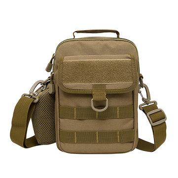 التكتيكية العسكرية الصدر حقيبة الرجال Nylon متعددة الوظائف قوات الكتف حقيبة كروسبودي حقيبة