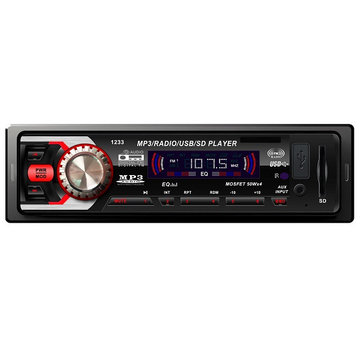 Music Player for Car MP3 USB SD MMC AUX Radio