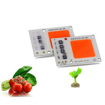 20W 30W Full Spectrum COB Chip LED Grow Light for Indoor Vegetable Plant Flower Seeding AC220V