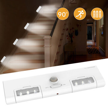 KCASA KC-LT1 LED PIR Motion Sensor Cabinet Light