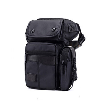 Men Waterproof Waist Chest Fanny Bag Travel Hiking Hip Bum Drop Belt Leg Pack Pouch