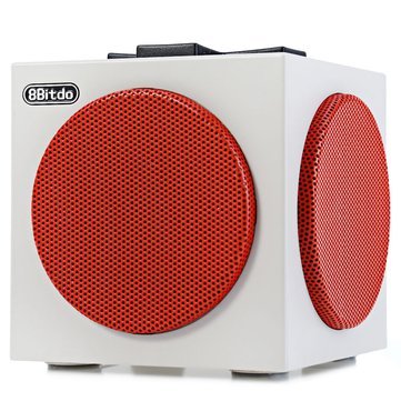 8Bitdo Cube Portable Bluetooth 4.2 Wireless Sound Box Stereo Audio Speaker
