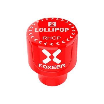 Foxeer Lollipop 2 Stubby 5.8GHz 2.5Dbi RHCP/LHCP FPV Antenna 10% off