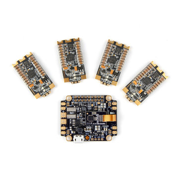 Holybro Kakute F4 AIO All in One V2 Flight Controller + Tekko32 35A BLHeli_32 ESC Dshot1200 2-6S