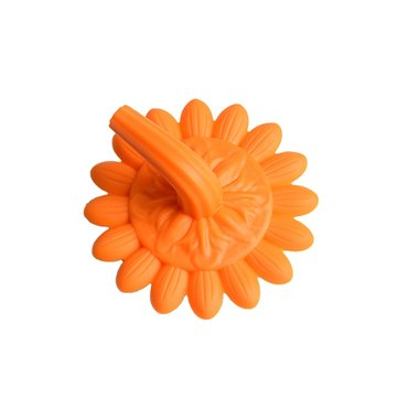Silicone Bath Brush Bacteria Proof Tentacle Soft Massage Promote Blood Circulation