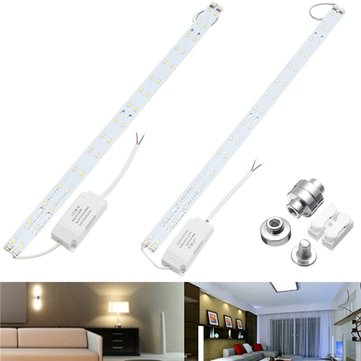 52CM 16W 5730 SMD LED Rigid Strips Light Bar for Home Decoration AC220V