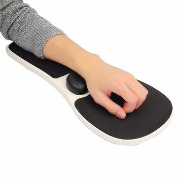 Home Office Computer Arm Rest Mouse Mat Arm Rest Wrist Pad