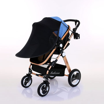 Baby Stroller Sunshade Canopy Cover For Prams Universal Car Seat Buggy Pushchair Cap Sun Hood Stroller Accessories