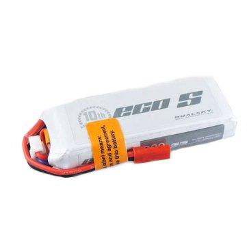 Dualsky XP08002ECO 800mAh 7.4V 2S 25C JST Batería de Lipo