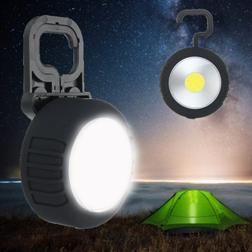 LED Magnetic Camping Tent Light Handy Lamp Lantern with Hook