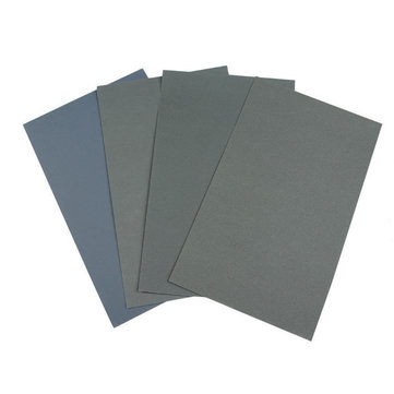 230x280mm Wet and Dry Sandpaper 600-2000 Grit Abrasive Waterproof Paper Sheet