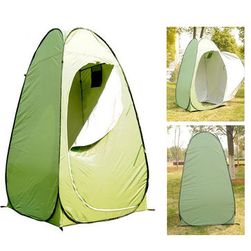 IPRee™ Outdoor Privacy Tent Sunshade Sun Shelter Shed Bath Shower Toilet Dressing Changing Canopy Beach Camping Hiking