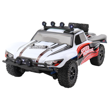 PXtoys 9301-1 1/18 High Speed 40km/h Buggy RC Car With Protect Board Head Light