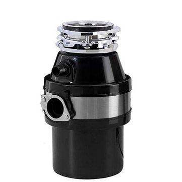 Kitchen Food Garbage Processor Disposal Crusher Good Waste Disposer Stainless Steel Grinder Material Kitchen Sink Appliance