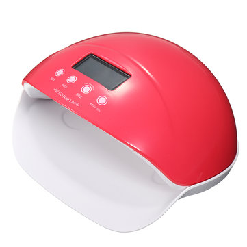 Professional LED UV Nail Dryer Gel Polish Lamp Light Curing Manicure Machine 50W