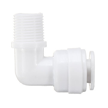 1/4 1/8 Inch RO Grade Water Tube Fitting Quick Push In to Connection Pipes Fittings for Water Filter