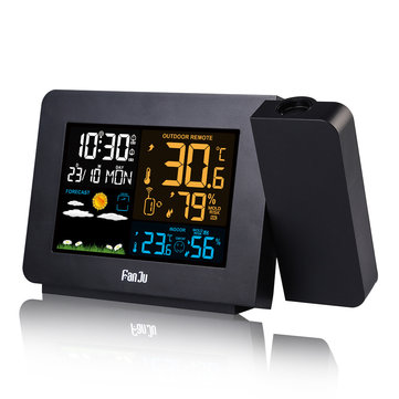 Hot Sale Led Digital Alarm Clock Backlight Snooze Mute Calendar Desktop Electronic Bcaklight Table Clocks Desktop Clock Clear-Cut Texture Home Decor