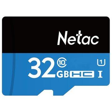 Netac P500 32GB UHS-I U1 Storage Memory Card TF Card For Mobile Phone