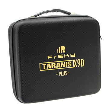 Frsky Taranis X9D PLUS Remote Controller Transmitter EVA Handbag For FrSky Q X7 FlySky FS-TH9