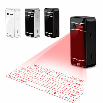 Wireless Bluetooth Laser Virtual Keyboard Projection Keyboard For Android IOS PC