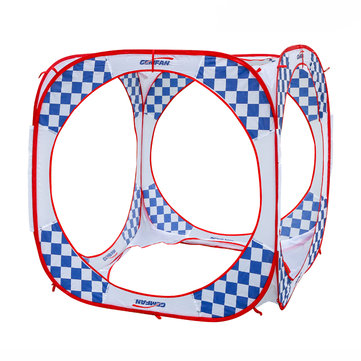 Gemfan Pop Up FPV Race Cube Gate B- Double Logo 144x147CM for RC Drone Outdoor Indoor
