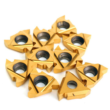 10pcs 16ER AG60 Carbide Threading Inserts Turning Tool