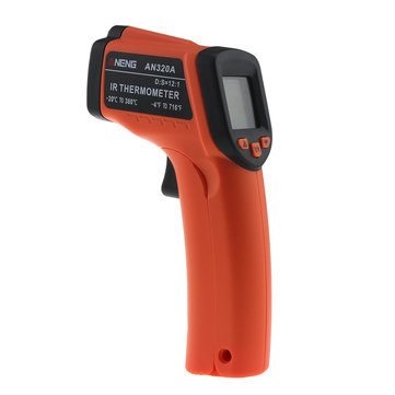 Laser LCD Digital IR Infrared Thermometer Non-Contact Temper