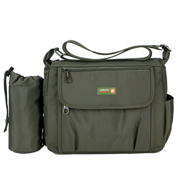 Casual Nylon Messenger Bag For Men