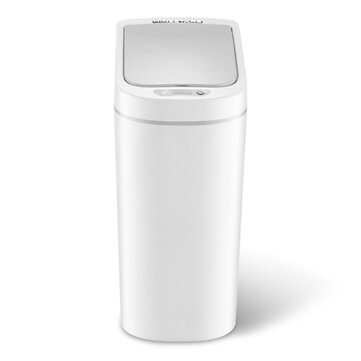 Bakeey 7L Automatic Sensor Switch Waterproof Trash Can Smart Home Waste Bins Collection Storage Box