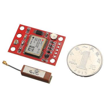 GYNEO6MV2 GPS Module NEO-6M GY-NEO6MV2 Board With Antenna For Arduino