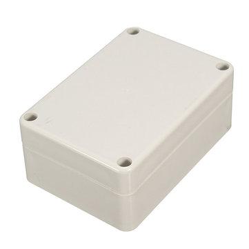 5Pcs 85x58x33mm Waterproof Cover Plastic Electronic Project Box Enclosure Case