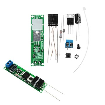 EQKIT® Arc Ignition Lighter DC3-5V 3A DIY High Pressure Electronic Lighter Module Kit