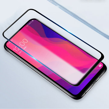 Bakeey 3D Curved Edge Full Coverage Anti-Explosion Tempered Glass Screen Protector For OPPO Find X