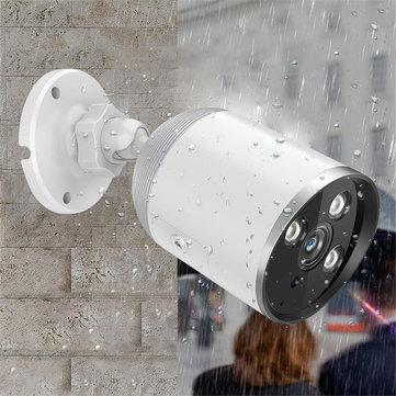 Mini Panoramic HD 1080P Waterproof Outdoor IP Camera ONVIF Home Baby Monitors Camera Wireless Network Night Vision 2.4G WiFi