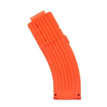 WORKER Toy 15Darts Plastic Clip Magazine Voor Nerf Modify Stryfe Elite Rataliator Blaster Toy Orange