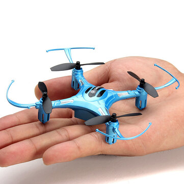 Eachine H8S 3D Mini Inverted Flight 2.4G 4CH 6Axis One Key Return RC Drone Quadcopter RTF