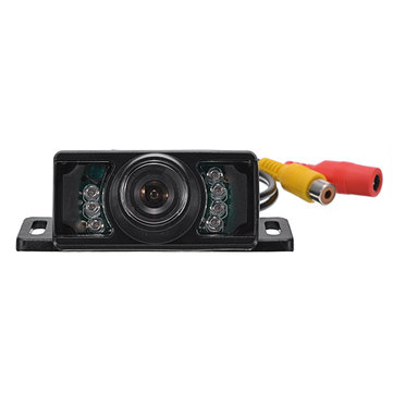Waterproof E350 Color CMOS CCD Car Rear View Camera Reverse Backup