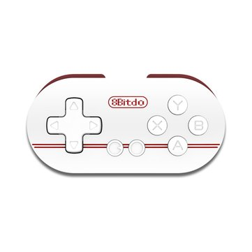 8Bitdo ZERO Mini Bluetooth Gamepad Wireless Game Controller Shutter For Android iOS Windows Mac OS