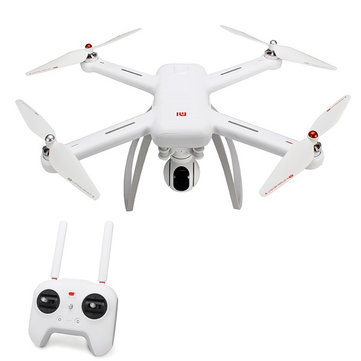 Xiaomi Mi Drone WIFI FPV With 4K 30fps Camera 3-Axis Gimbal GPS RC Drone Quadcopter