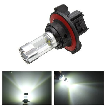 H13 XBD Chip 8 LED Car White Fog Light Bulb Lamp Headlight DRL 700LM 6W