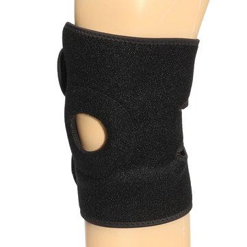 การฝึกอบรมกีฬา Kneepad Patella Brace สายรัดข้อมือป้องกันการบาดเจ็บสายรัด