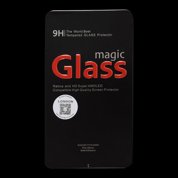 Original 9H Transparent Tempered Glass Screen Protector For UMI LONDON