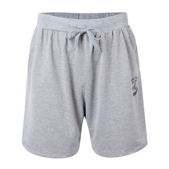 XS-5XL Mens Cotton Sports Shorts Elastic Waistband Zippered Pockets ShorT-pants With Drawstring