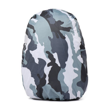 IPRee™ Outdoor 25-40L Backpack Rainproof Cover Waterproof Dust Dirt Proof Camouflage Rucksack Protector